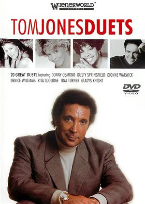 Rent Tom Jones: Duets Online DVD Rental