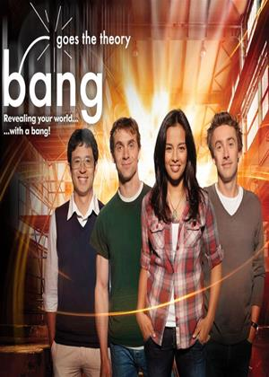 Rent Bang Goes the Theory: Series 8 Online DVD Rental