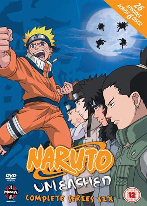 Rent Naruto Unleashed: Series 6 Online DVD Rental