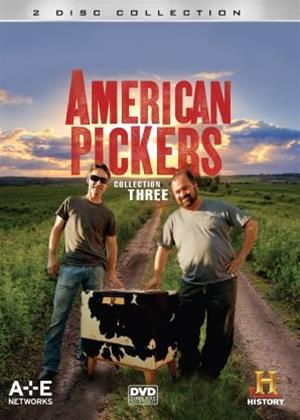 Rent American Pickers: Series 3 Online DVD Rental