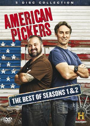 Rent American Pickers: The Best of Series 1 and 2 Online DVD Rental