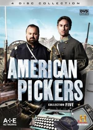 Rent American Pickers: Series 5 Online DVD Rental