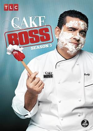 Cake Boss: Series 3 Online DVD Rental