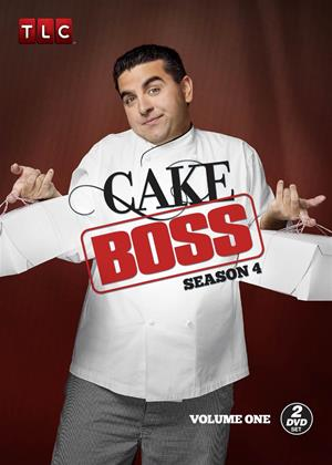 Cake Boss: Series 4 Online DVD Rental