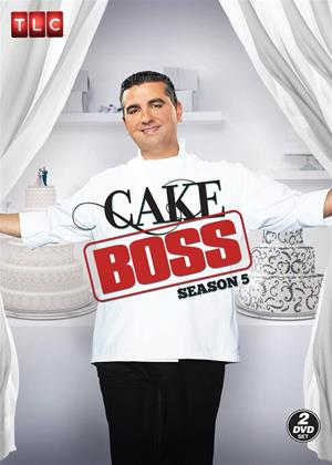 Cake Boss: Series 5 Online DVD Rental