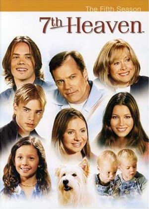 7th Heaven: Series 5 Online DVD Rental