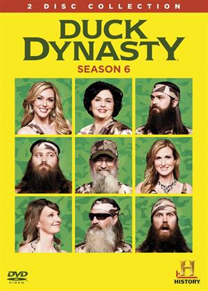 Duck Dynasty: Series 6 Online DVD Rental