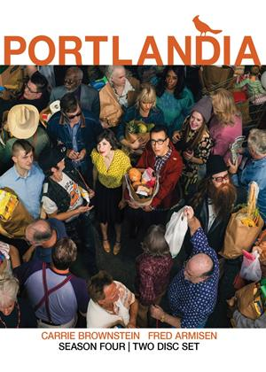 Rent Portlandia: Series 4 Online DVD Rental