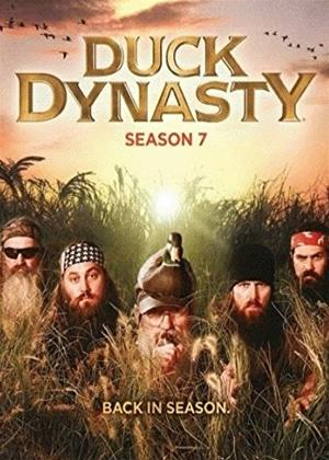 Rent Duck Dynasty: Series 7 Online DVD Rental