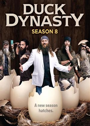 Rent Duck Dynasty: Series 8 Online DVD Rental