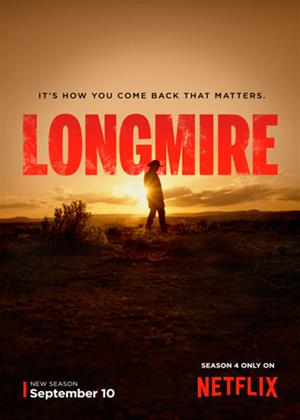 Longmire: Series 4 Online DVD Rental
