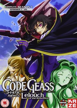 Code Geass: Lelouch of the Rebellion: Series 1 Online DVD Rental