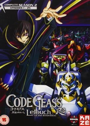 Code Geass: Lelouch of the Rebellion: Series 2 Online DVD Rental