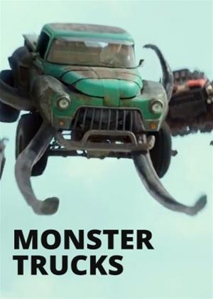 Monster Trucks Online DVD Rental