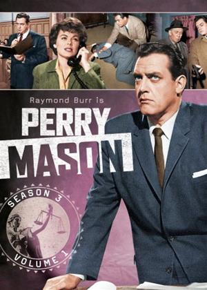 Perry Mason: Series 3 Online DVD Rental