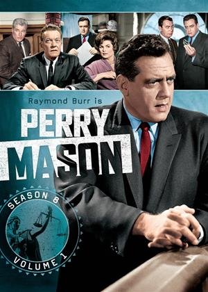 Perry Mason: Series 8 Online DVD Rental