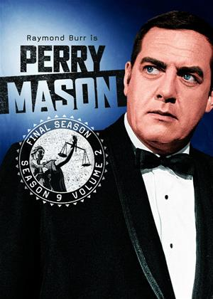 Perry Mason: Series 9 Online DVD Rental