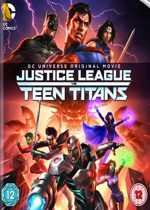 Justice League vs. Teen Titans Online DVD Rental