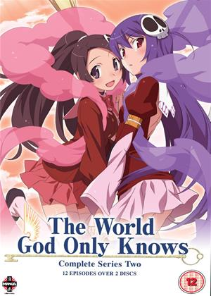 Rent The World God Only Knows: Series 2 Online DVD Rental