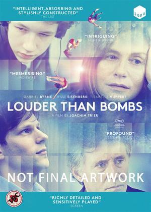 Louder Than Bombs Online DVD Rental