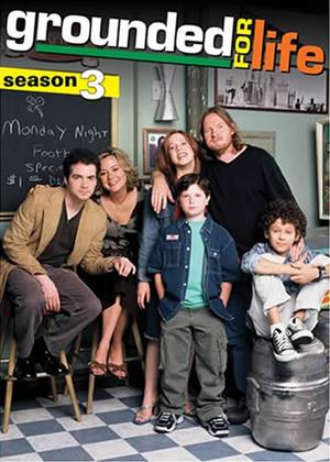 Grounded for Life: Series 3 Online DVD Rental