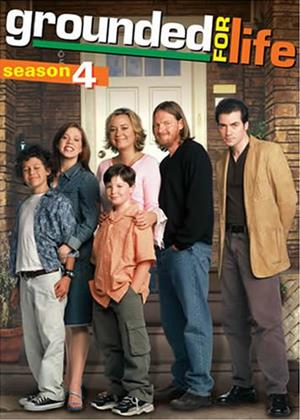 Grounded for Life: Series 4 Online DVD Rental