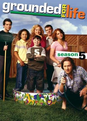 Rent Grounded for Life: Series 5 Online DVD Rental