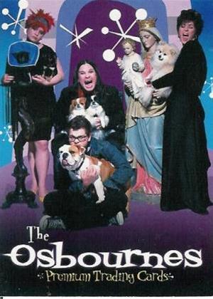 Rent The Osbournes: Series 3 Online DVD Rental