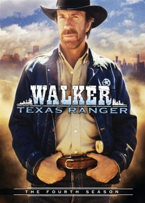 Rent Walker Texas Ranger: Series 4 Online DVD Rental