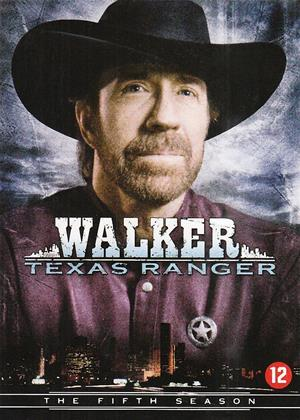 Rent Walker Texas Ranger: Series 5 Online DVD Rental