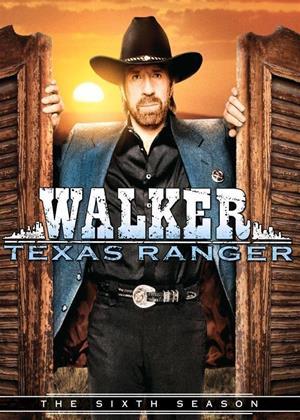 Rent Walker Texas Ranger: Series 6 Online DVD Rental