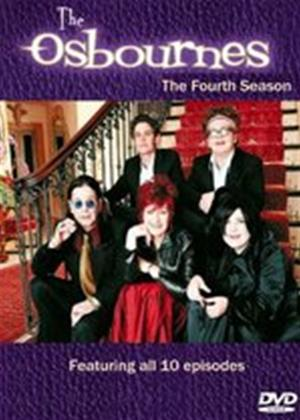 Rent The Osbournes: Series 4 Online DVD Rental