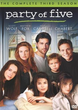 Party of Five: Series 3 Online DVD Rental