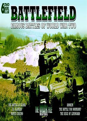 Rent Battlefield: Series 4 Online DVD Rental