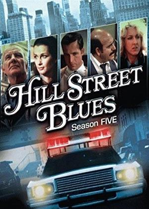 Hill Street Blues: Series 5 Online DVD Rental