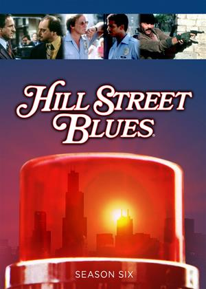 Hill Street Blues: Series 6 Online DVD Rental