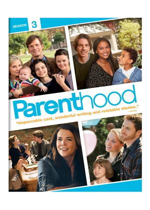 Parenthood: Series 3 Online DVD Rental