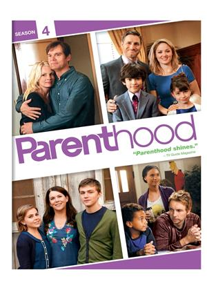 Parenthood: Series 4 Online DVD Rental