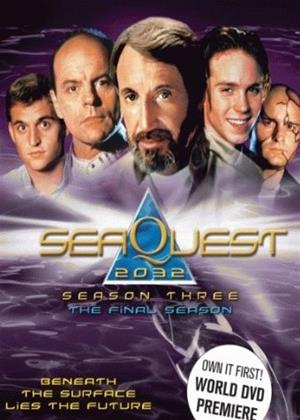 SeaQuest DSV: Series 3 Online DVD Rental