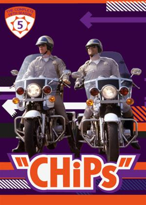 CHiPs: Series 5 Online DVD Rental