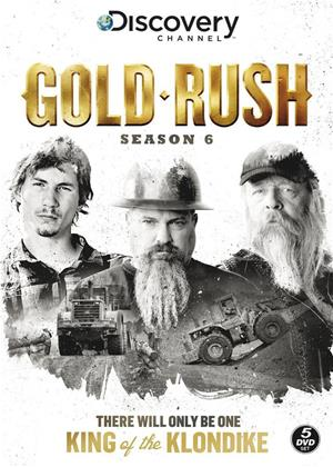 Rent Gold Rush: Alaska: Series 6 Online DVD Rental