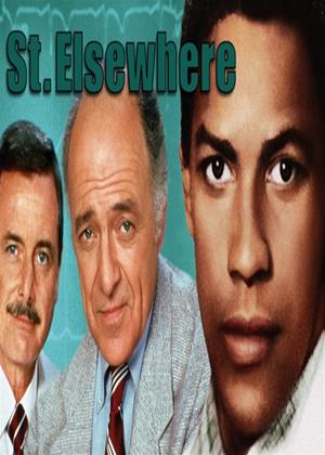 Rent St. Elsewhere: Series 4 Online DVD Rental