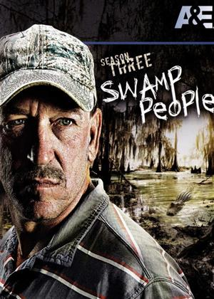 Swamp People: Series 3 Online DVD Rental