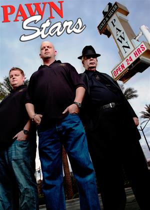 Pawn Stars: Series 8 Online DVD Rental