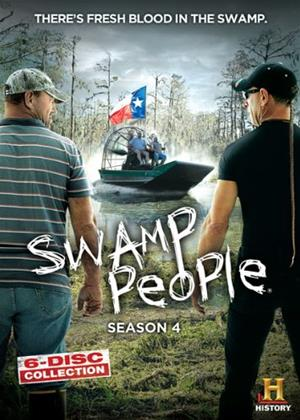 Swamp People: Series 4 Online DVD Rental