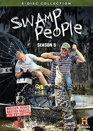 Swamp People: Series 5 Online DVD Rental
