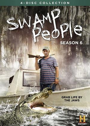 Swamp People: Series 6 Online DVD Rental