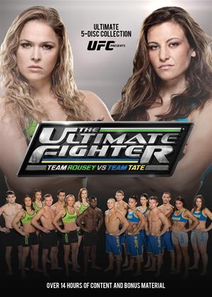 Rent UFC: The Ultimate Fighter: Series 18 Online DVD Rental