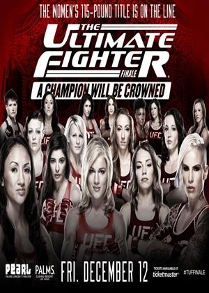Rent UFC: The Ultimate Fighter: Series 21 Online DVD Rental