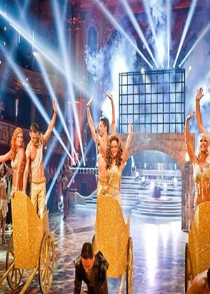 Rent Strictly Come Dancing: Series 6 Online DVD Rental